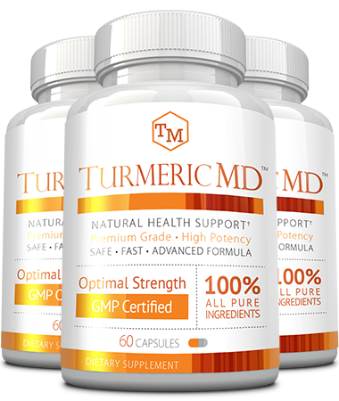 Turmeric MD Main Bottle